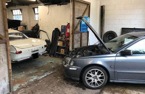 A Specialist Volvo Garage In Brighton